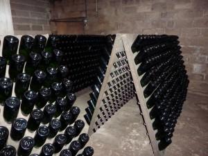 cave pupitre champagne