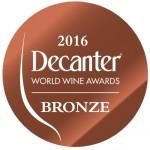 champagne rosé médaille bronze decanter